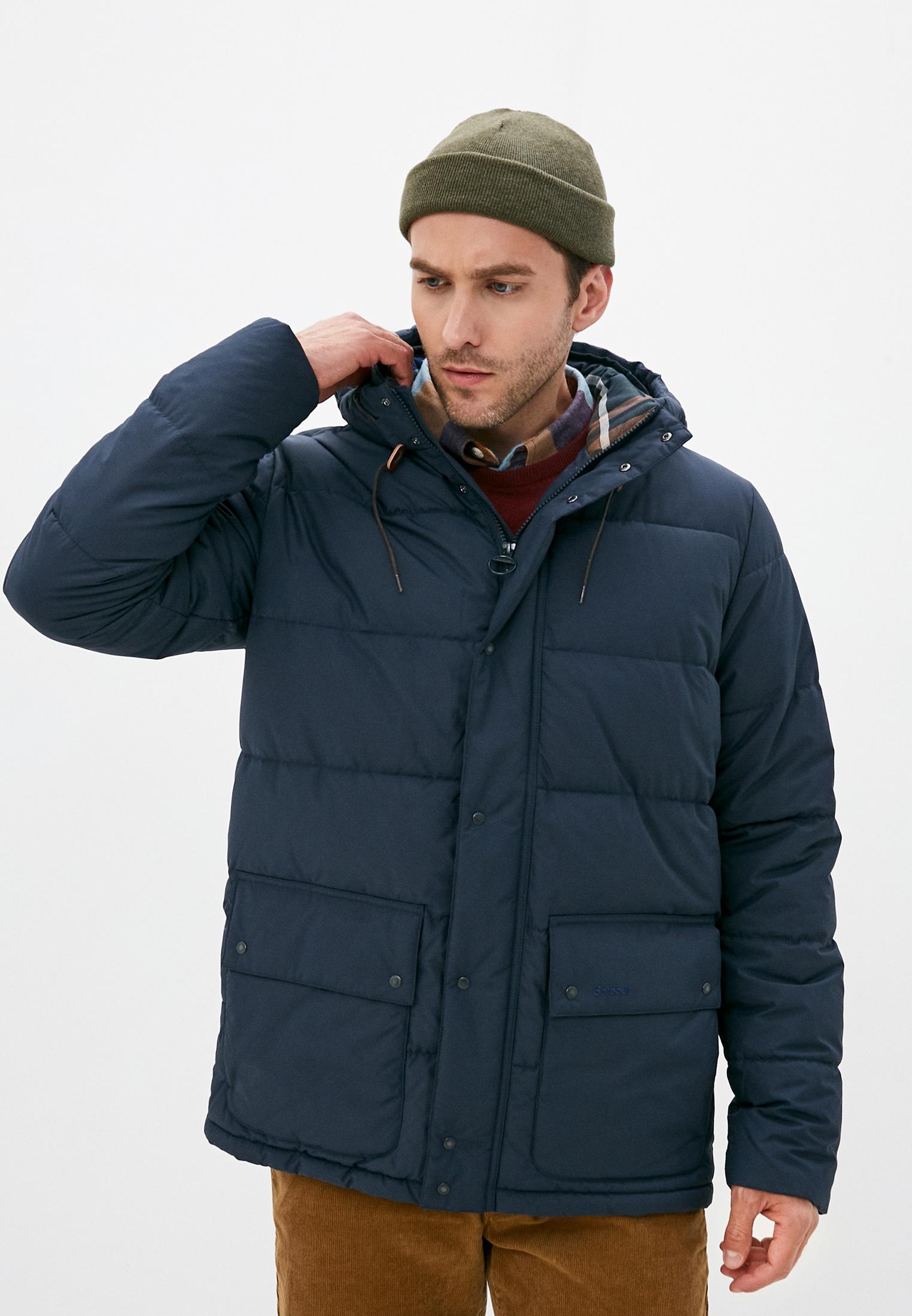 Утепленная куртка Barbour (Барбур) MQU1209