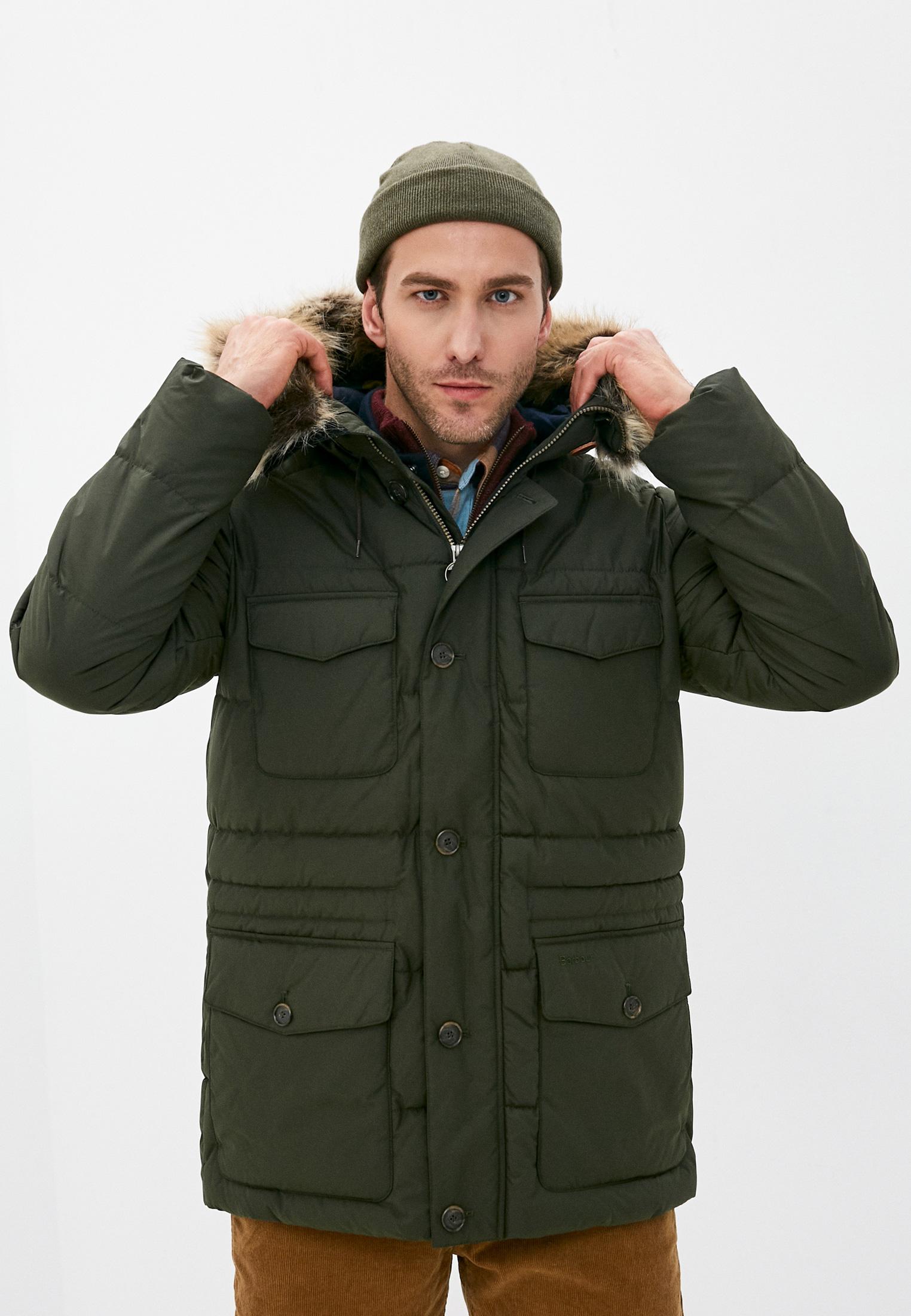 Утепленная куртка Barbour (Барбур) MQU1230