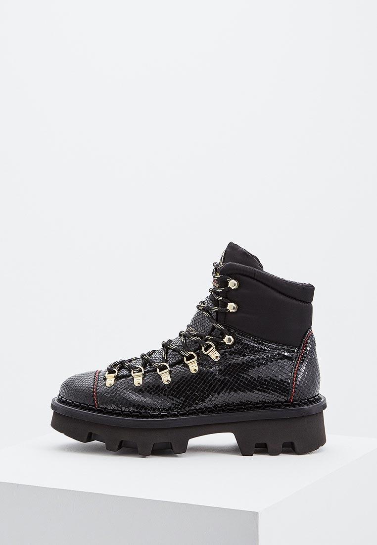 Женские ботинки Barracuda bd0815