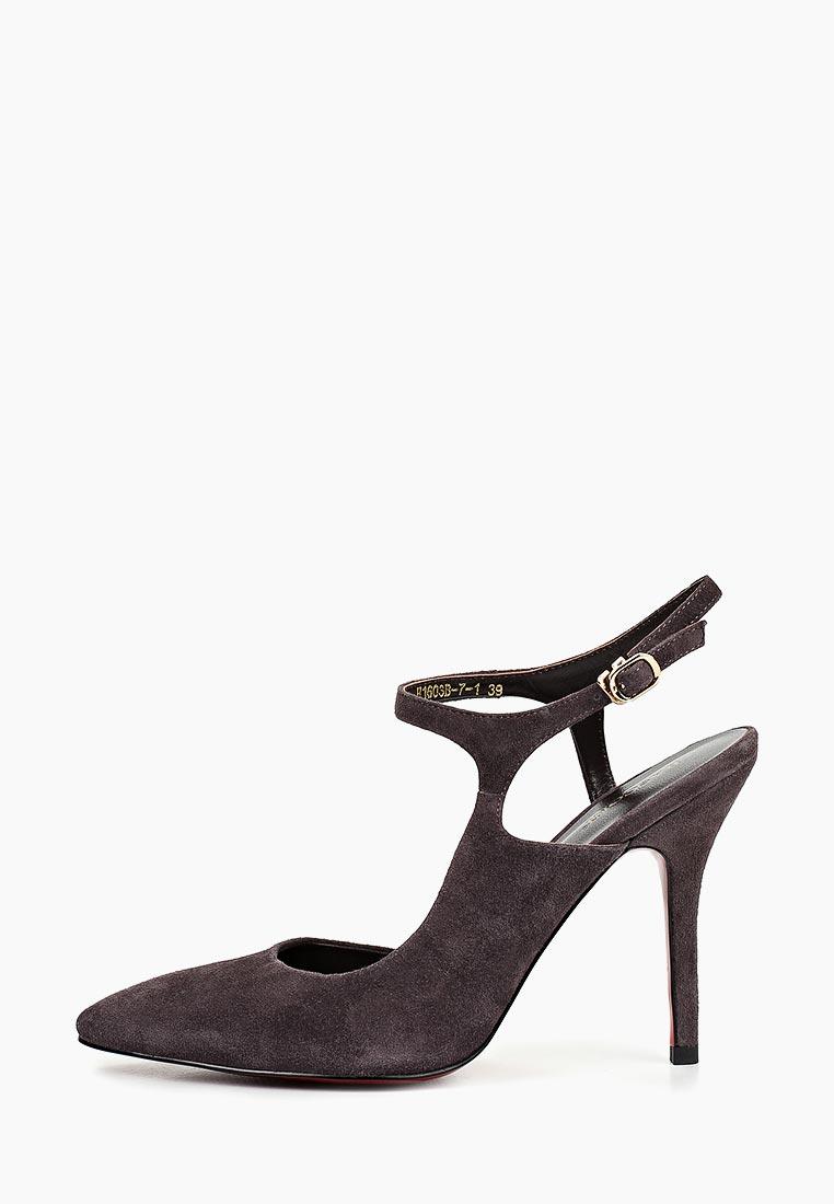 Женские туфли BASCONI (Баскони) H1603B-7-1