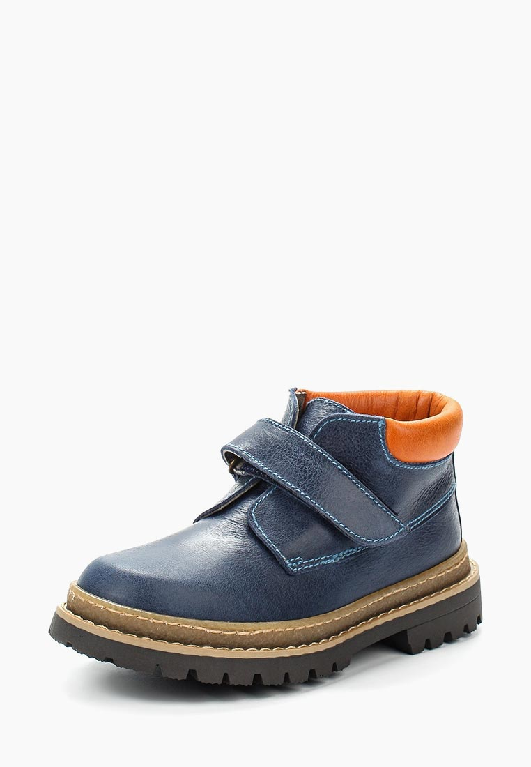 Ботинки для мальчиков Barritos 4340: изображение 1