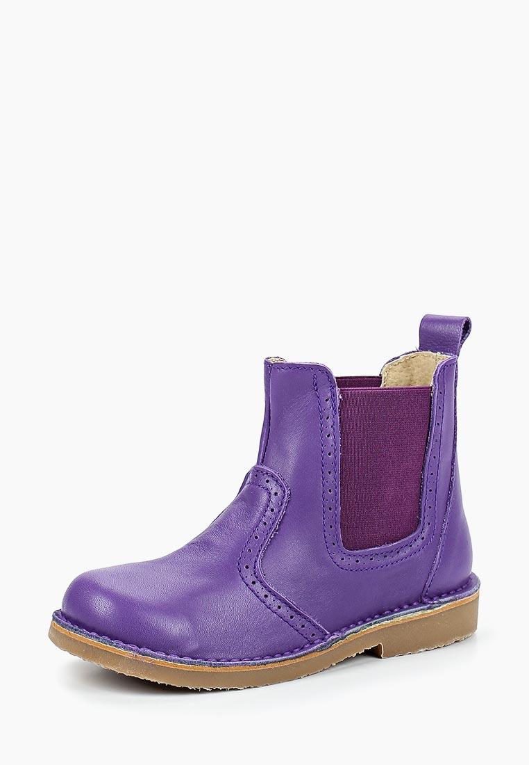 Ботинки для девочек Barritos 4317