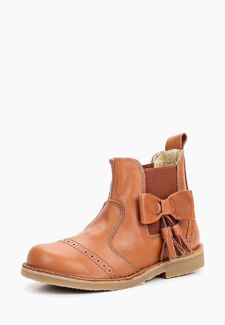 Ботинки для девочек Barritos 4488