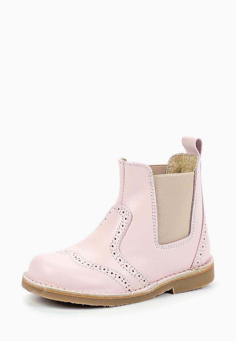 Ботинки для девочек Barritos 4439