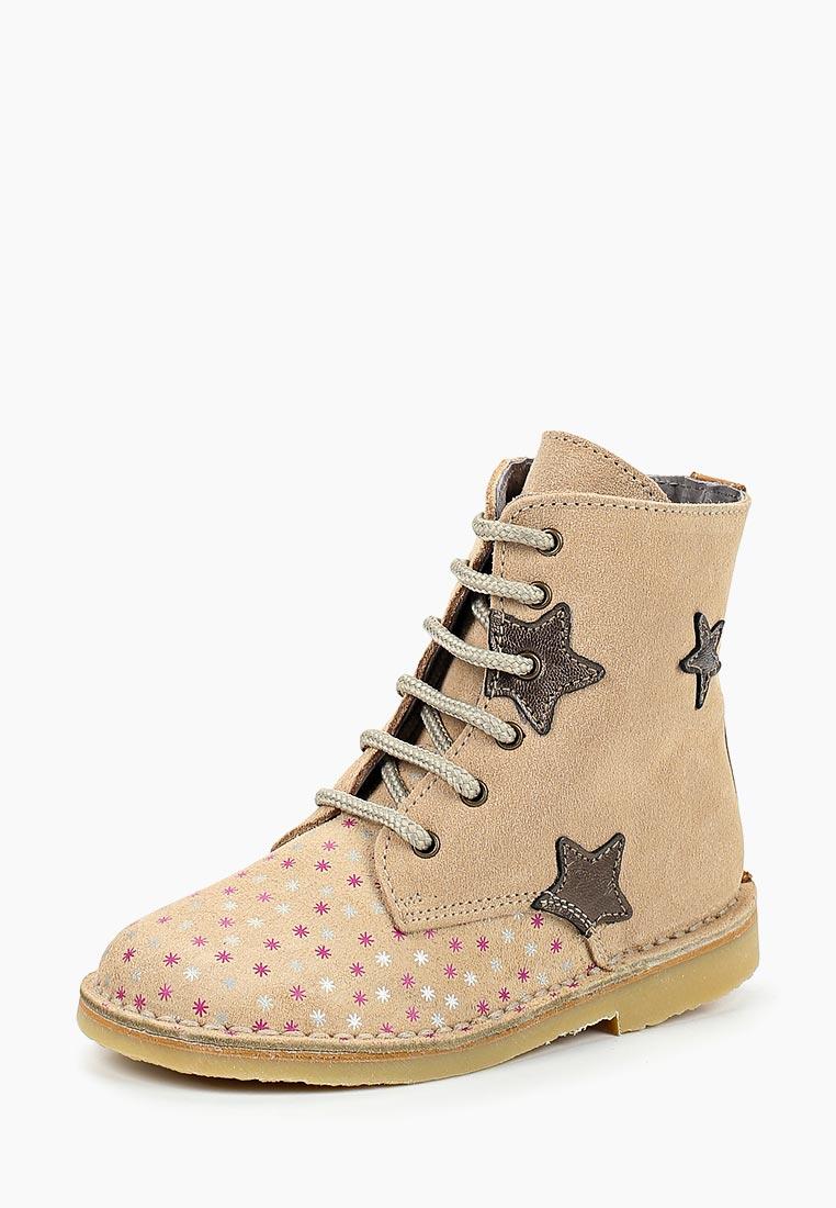 Ботинки для девочек Barritos 4176