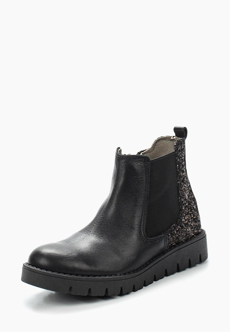 Ботинки для девочек Barritos 4130: изображение 1