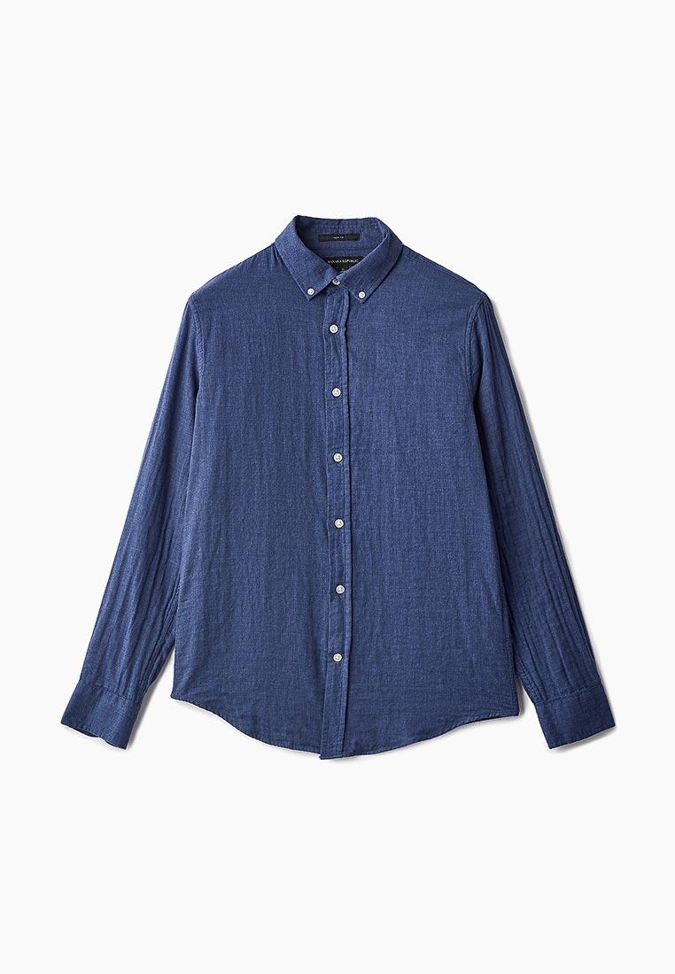 d7cc3cfae93 Синие мужские рубашки - купить темно синюю рубашку в интернет магазине