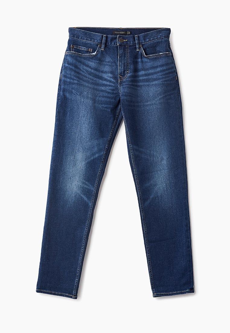 Мужские прямые джинсы Banana Republic (Банана Репаблик) 360760