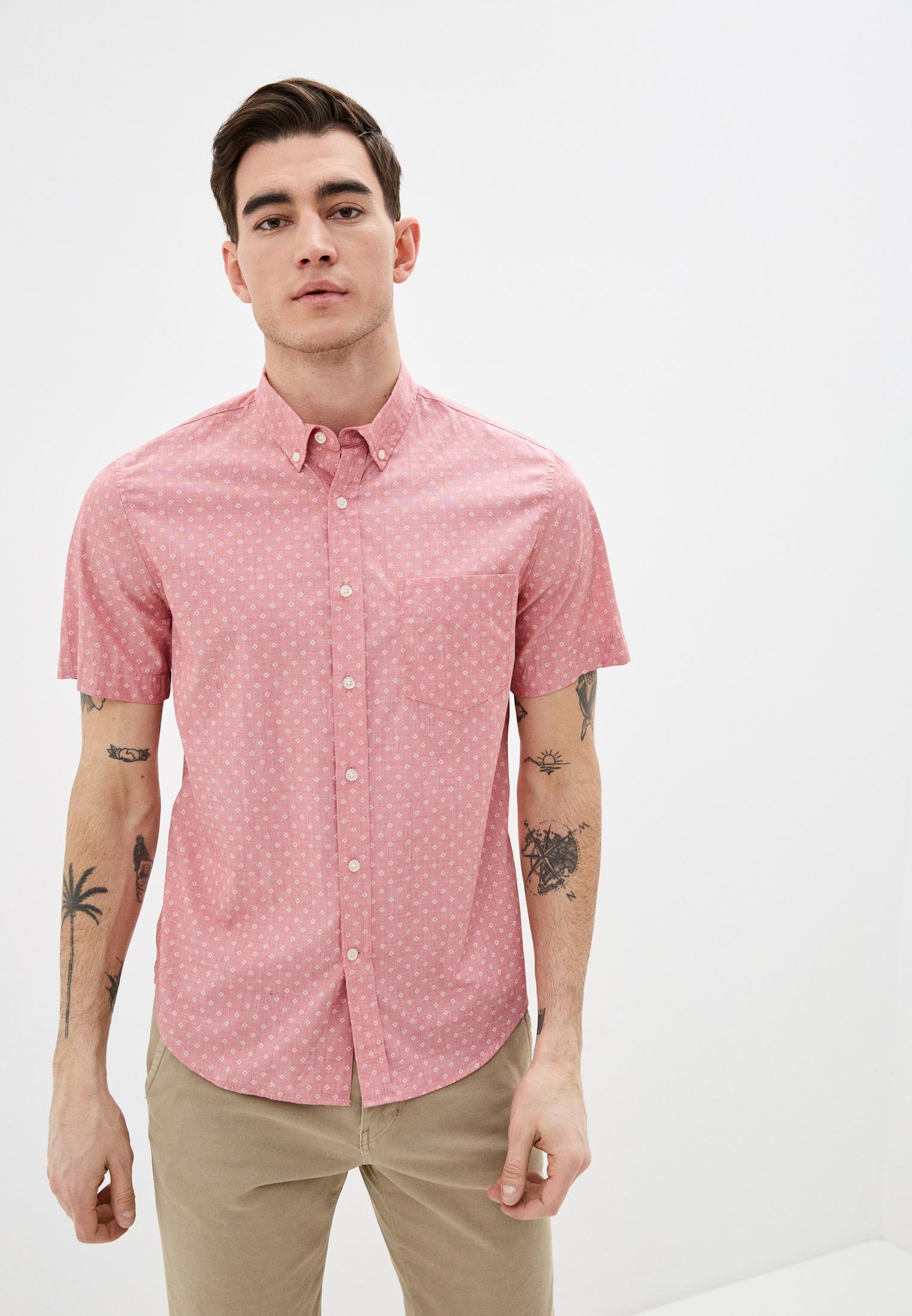 Рубашка с коротким рукавом Banana Republic 539373