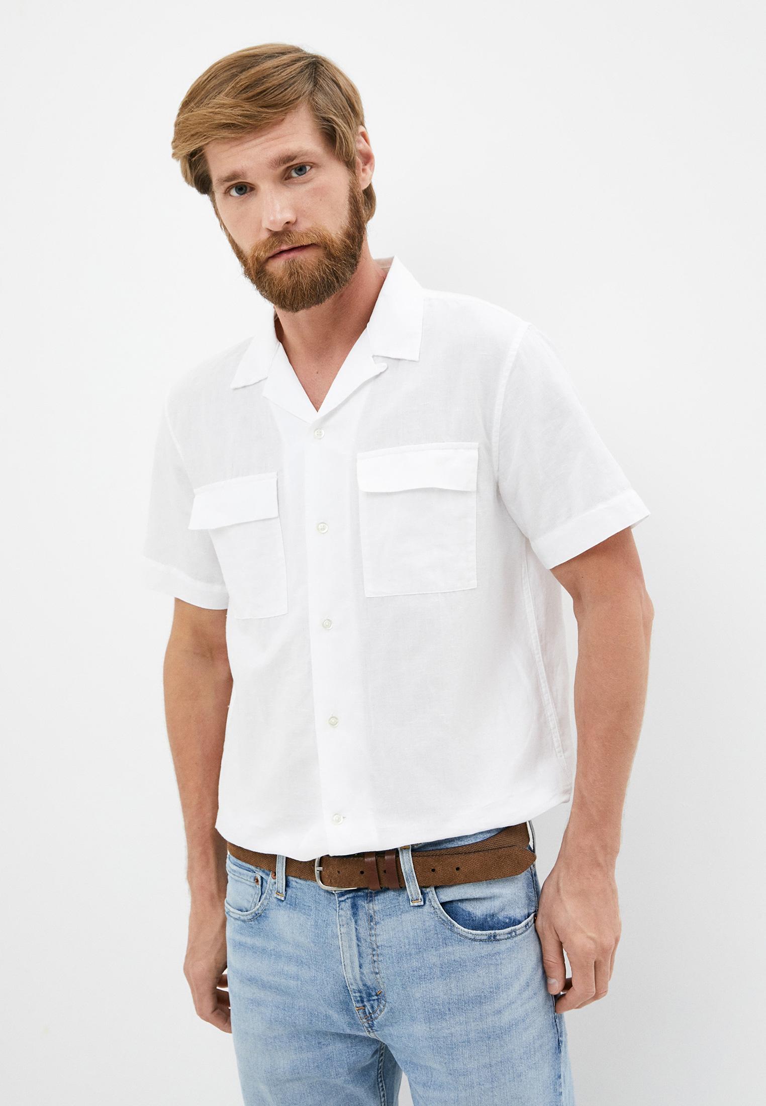 Рубашка с коротким рукавом Banana Republic 537438