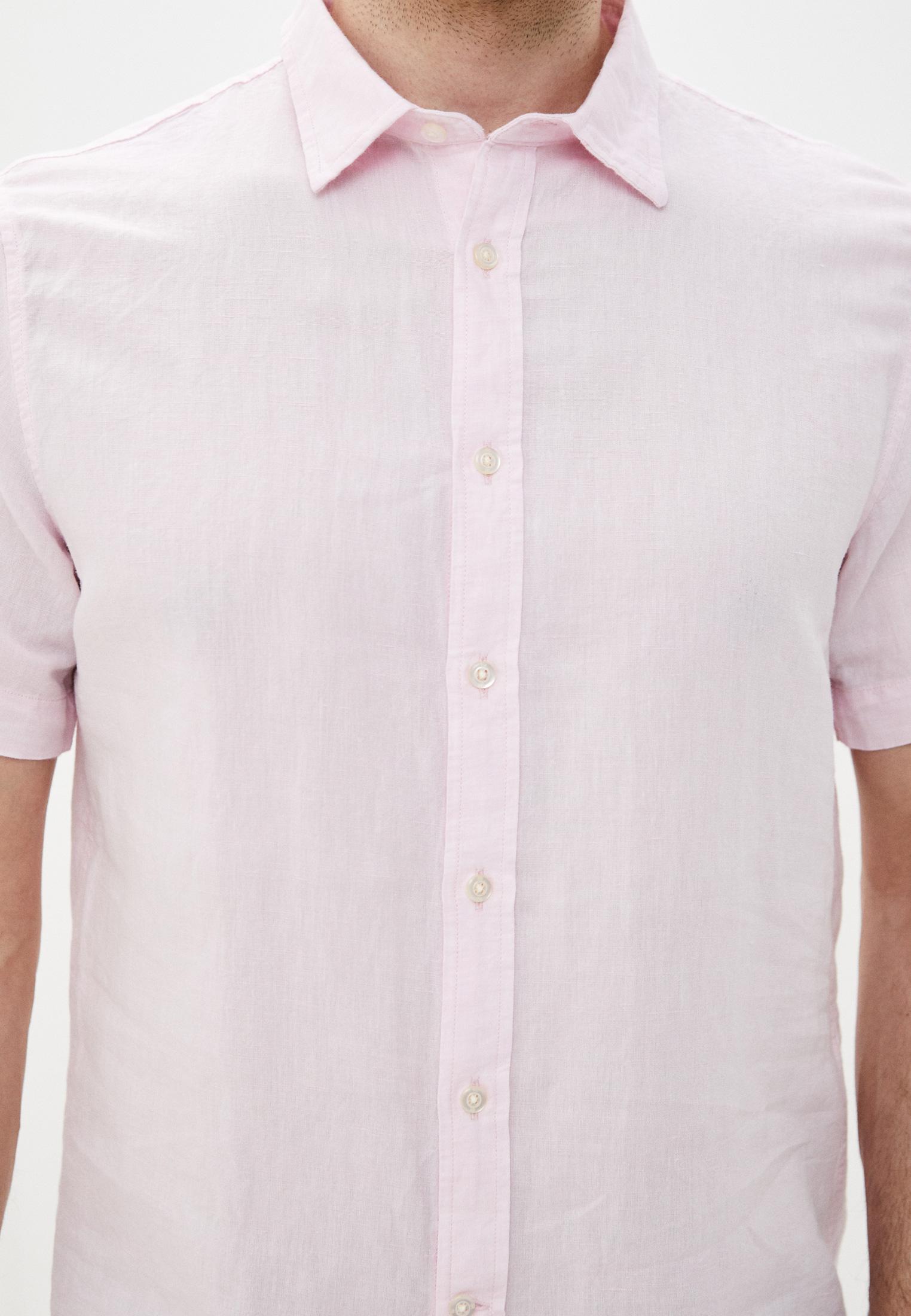 Рубашка с длинным рукавом Banana Republic (Банана Репаблик) 532618: изображение 4