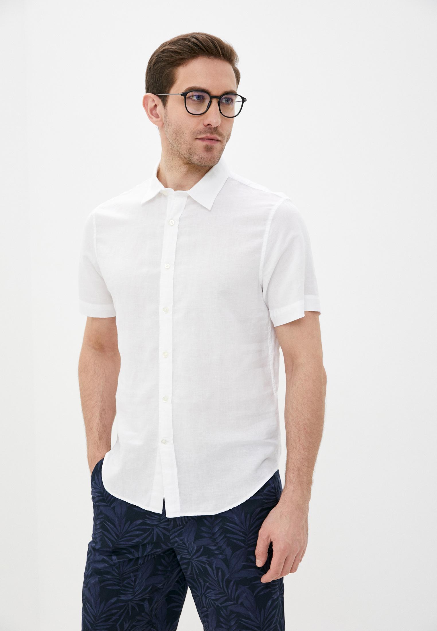 Рубашка с коротким рукавом Banana Republic 532618
