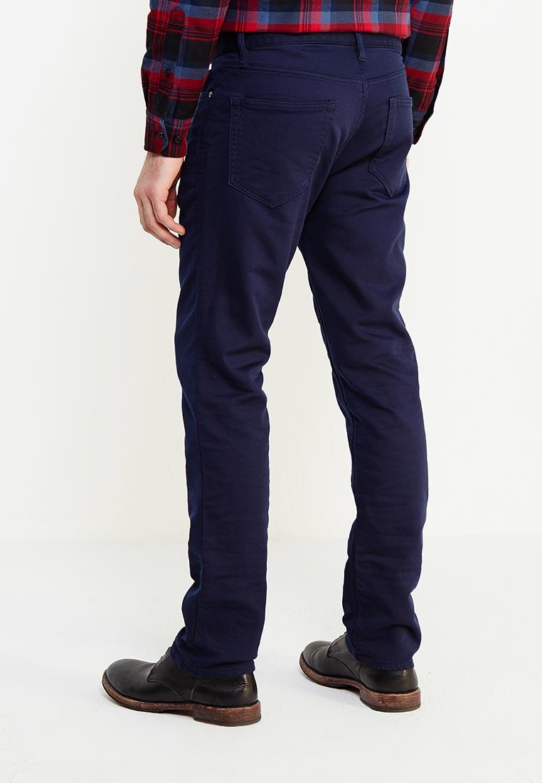 Мужские повседневные брюки Banana Republic (Банана Репаблик) 488420: изображение 7