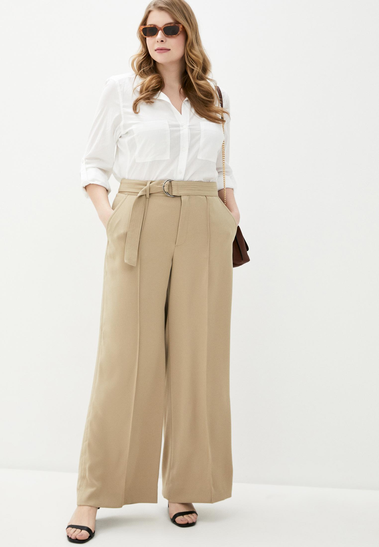 Женские широкие и расклешенные брюки Banana Republic (Банана Репаблик) 518066: изображение 2