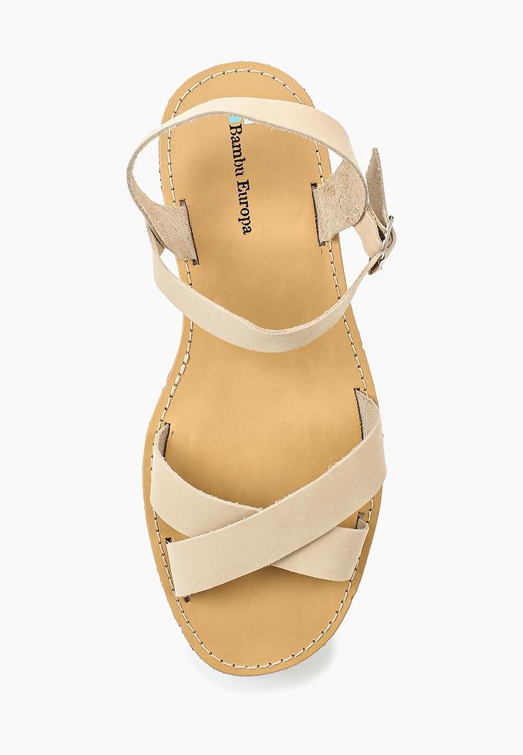 Женские сандалии Bambu Europa 80315: изображение 4