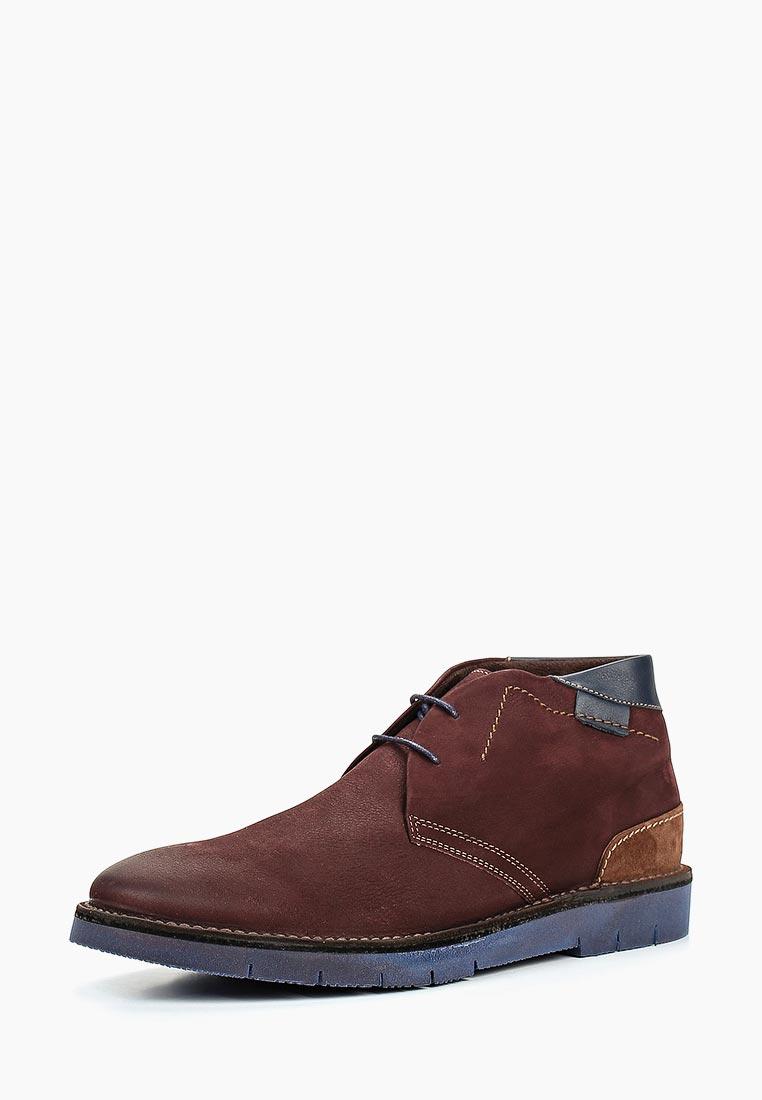 Мужские ботинки Baerchi 6453