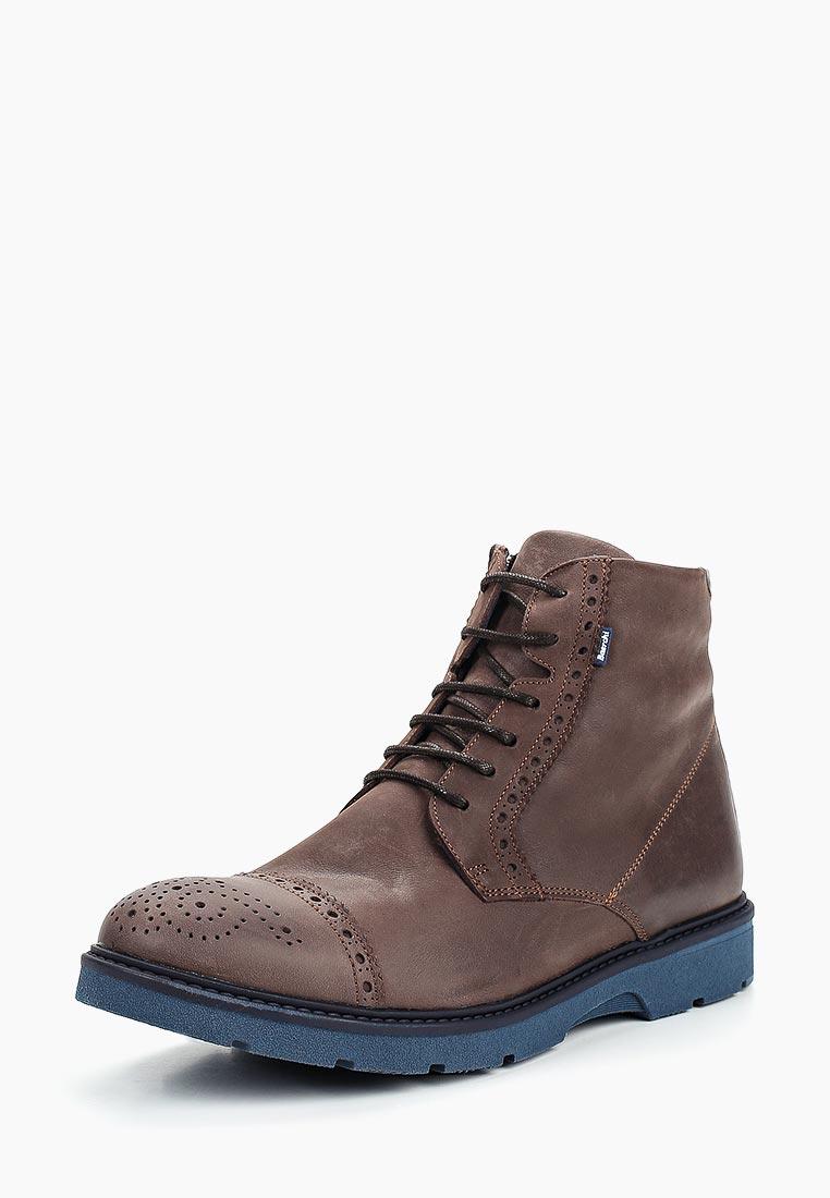 Мужские ботинки Baerchi 4115