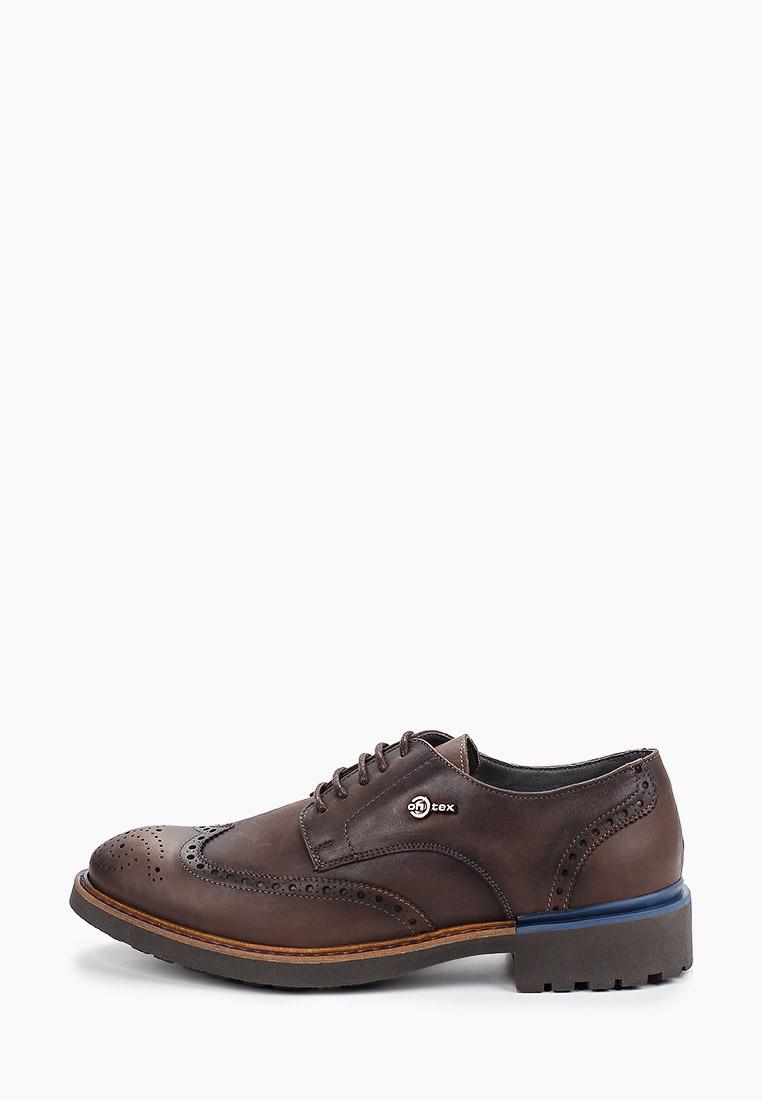 Мужские туфли Baerchi 5536