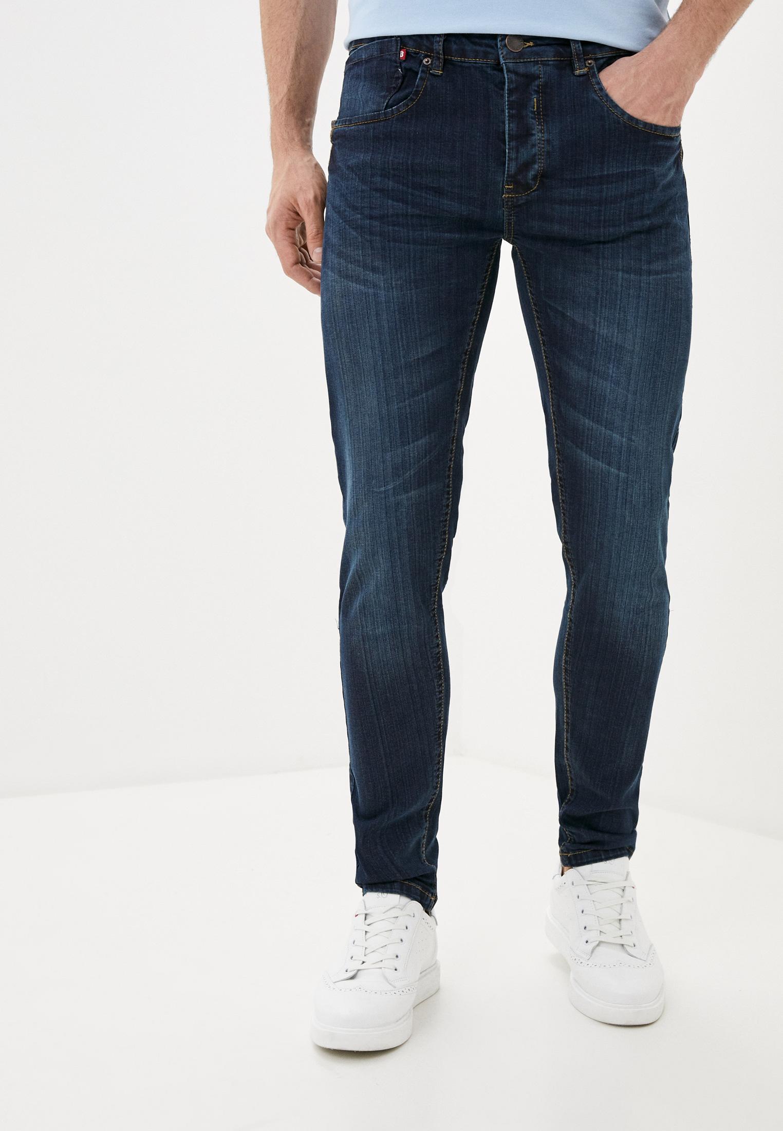 Зауженные джинсы Backlight DAPONE