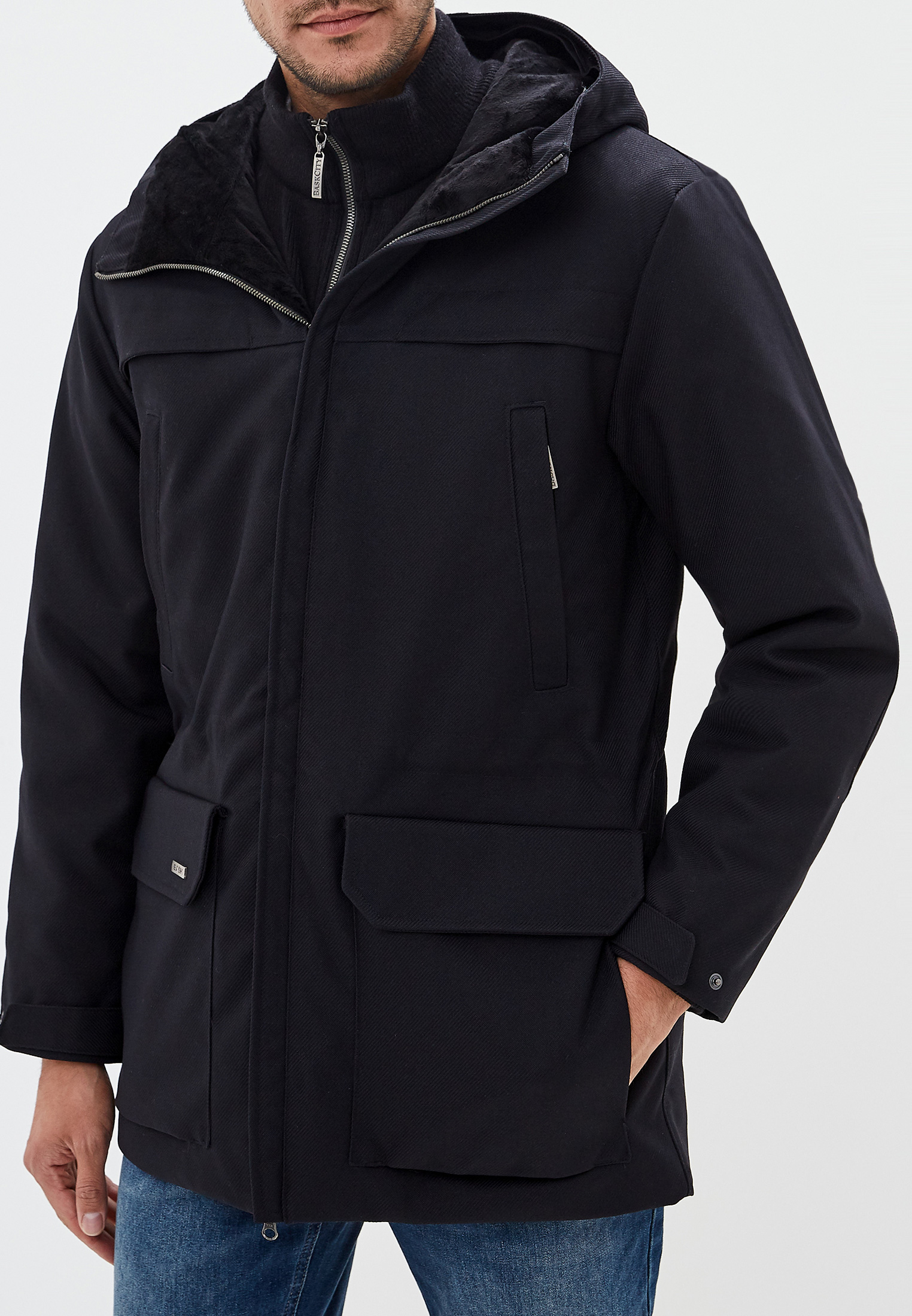 Утепленная куртка БАСК 1514-9009
