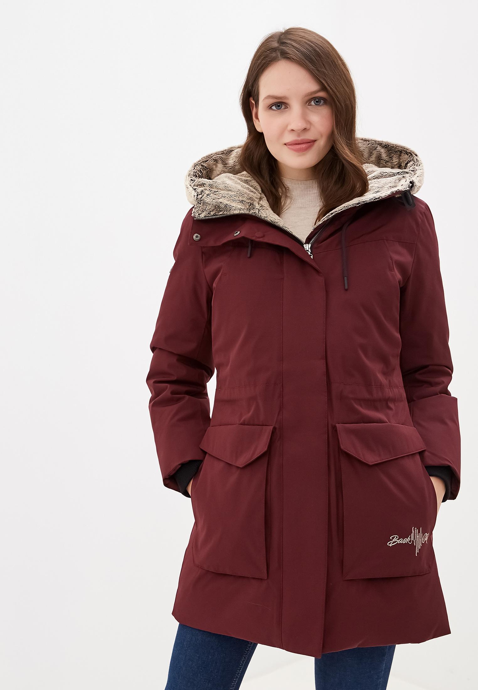 Утепленная куртка БАСК 1506-9215
