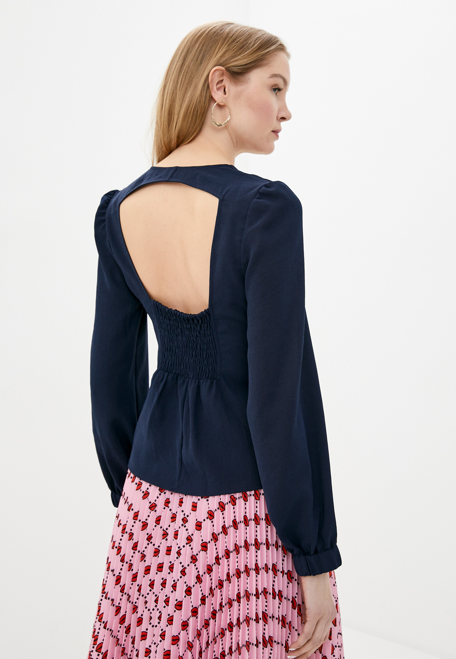 Блуза Ba&Sh 1E20MWET: изображение 3