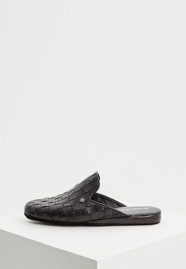 Мужская домашняя обувь Baldinini (Балдинини) 895610XVINB000000FIS