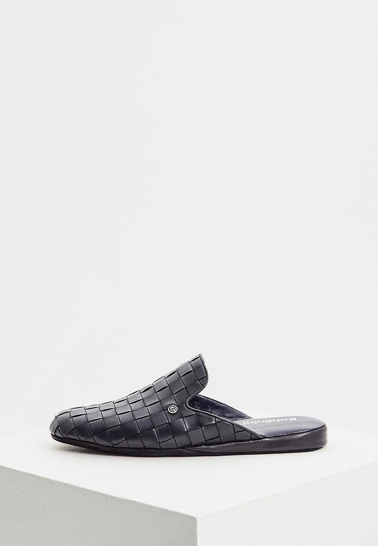 Мужская домашняя обувь Baldinini (Балдинини) 895610XVINB101010FXX