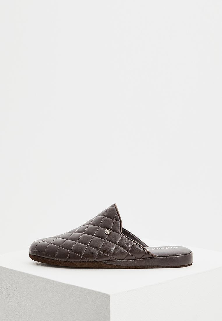 Мужская домашняя обувь Baldinini (Балдинини) 895611XDONB303030FXX