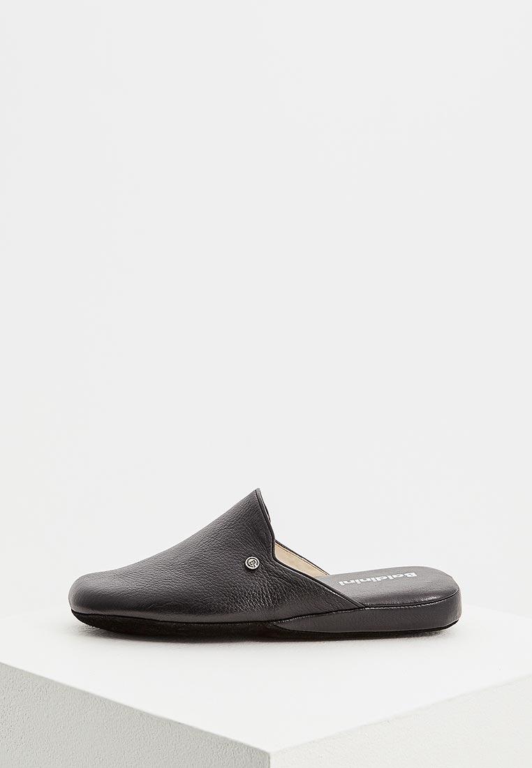 Мужская домашняя обувь Baldinini (Балдинини) 895612XCENB000000FXX