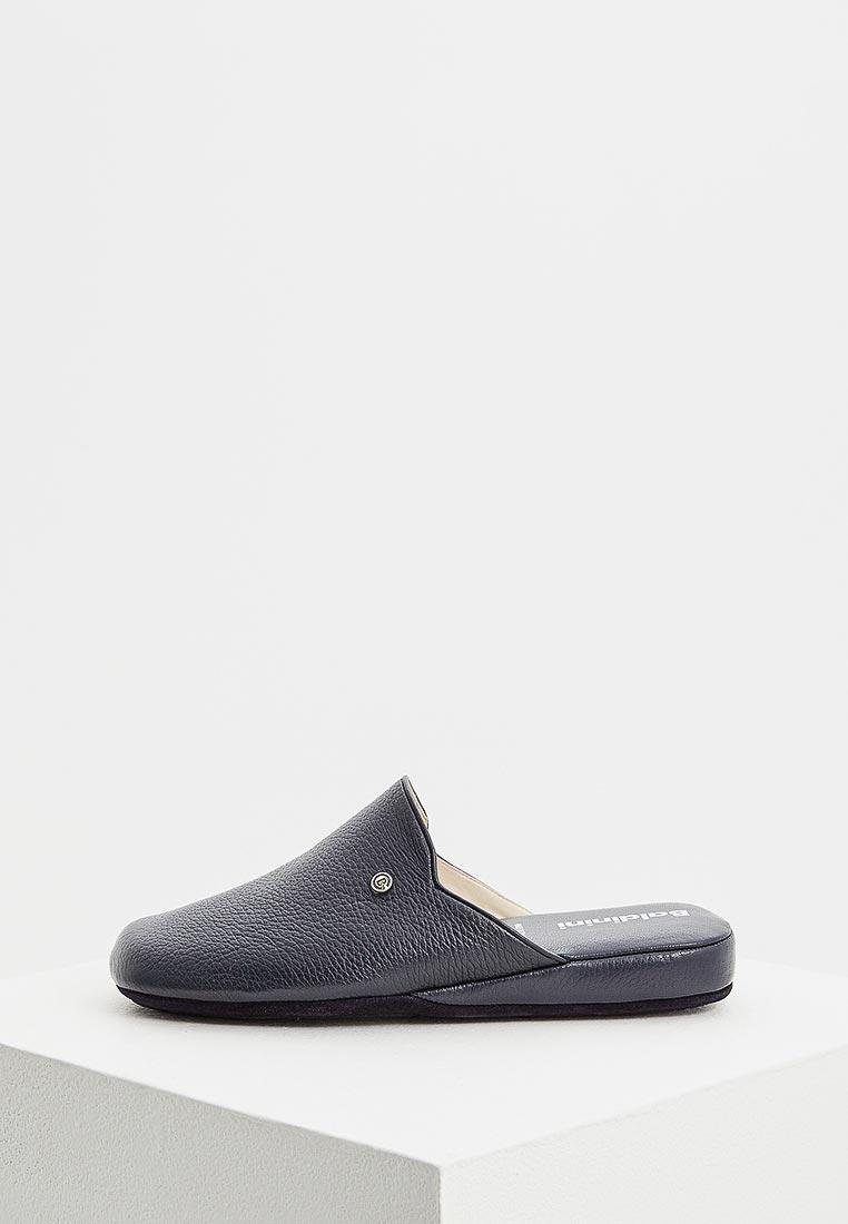 Мужская домашняя обувь Baldinini (Балдинини) 895612XCENB101010FXX