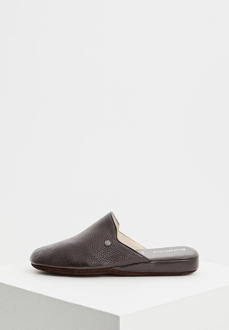 Мужская домашняя обувь Baldinini (Балдинини) 895612XCENB303030FXX