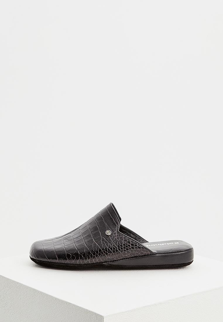 Мужская домашняя обувь Baldinini (Балдинини) 895612XNONB000000FXX