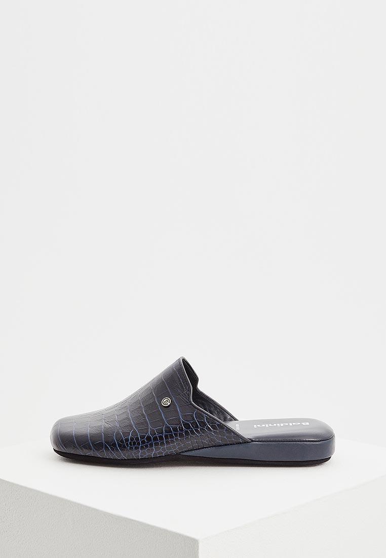 Мужская домашняя обувь Baldinini (Балдинини) 895612XNONB101010FXX