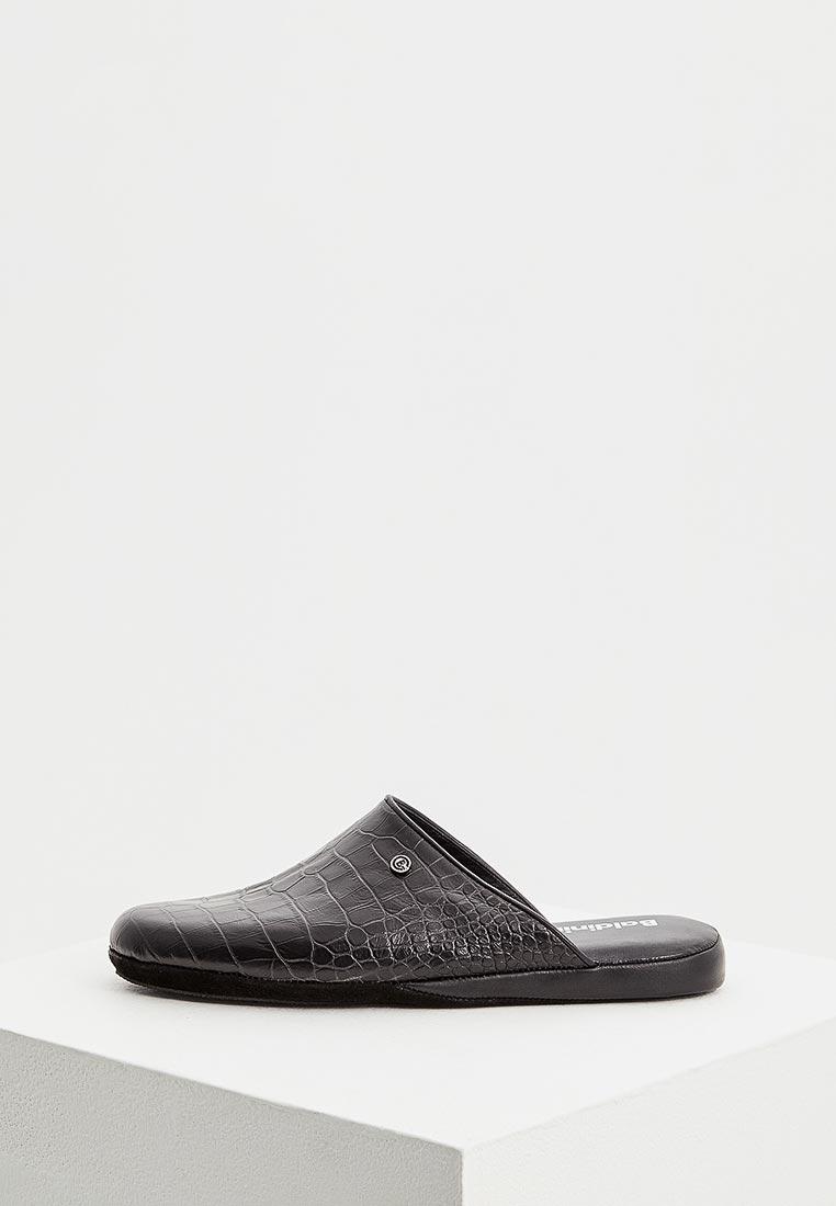 Мужская домашняя обувь Baldinini (Балдинини) 895615XNONB000000FIS