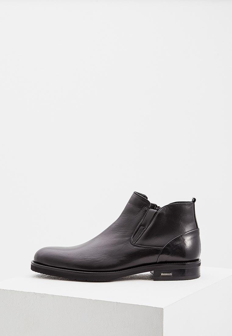 Мужские ботинки Baldinini (Балдинини) 947054ANAGO000000XXX