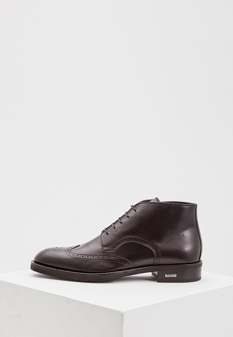 Мужские ботинки Baldinini (Балдинини) 946779PAGNE303030XXX