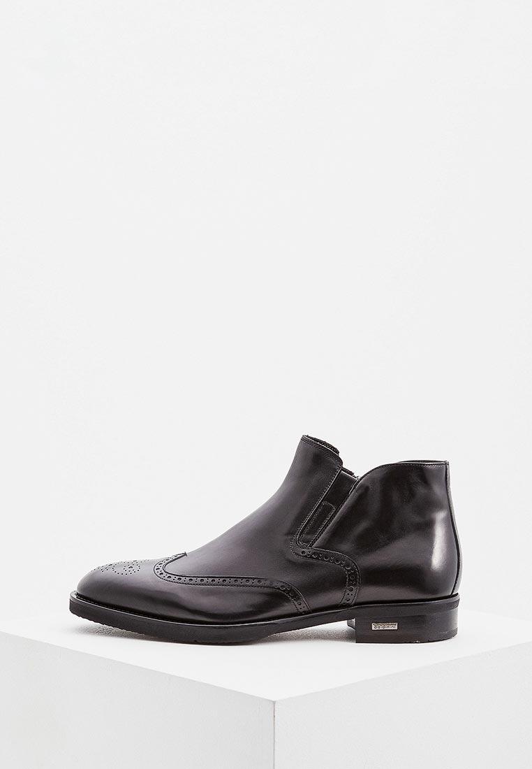 Мужские ботинки Baldinini (Балдинини) 946780TAGNE000000XXX
