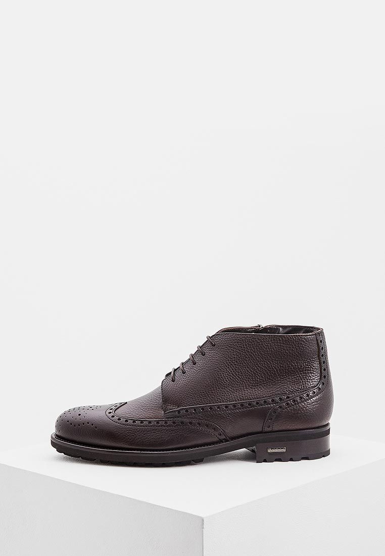 Мужские ботинки Baldinini (Балдинини) 947157AENGL303030XXX