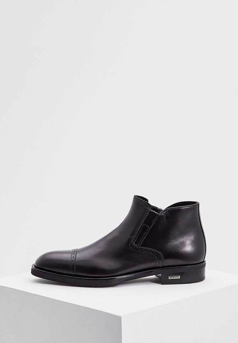 Мужские ботинки Baldinini (Балдинини) 946785PAGNE000000XXX