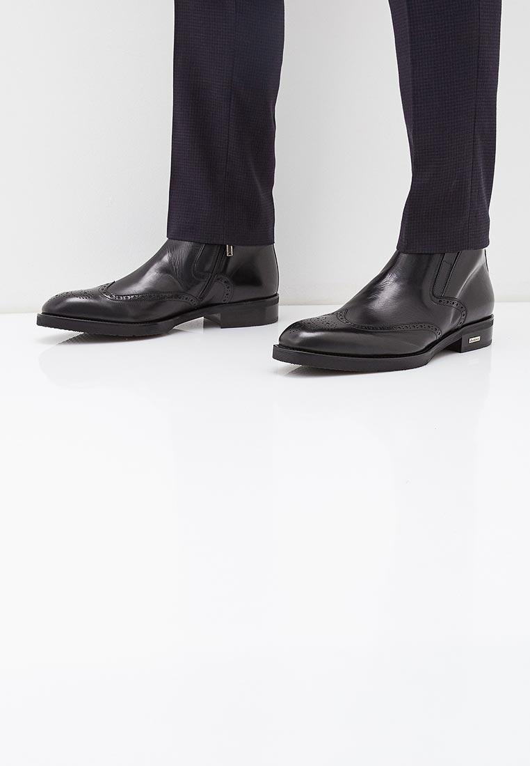 Мужские ботинки Baldinini (Балдинини) 946780PAGNE000000XXX