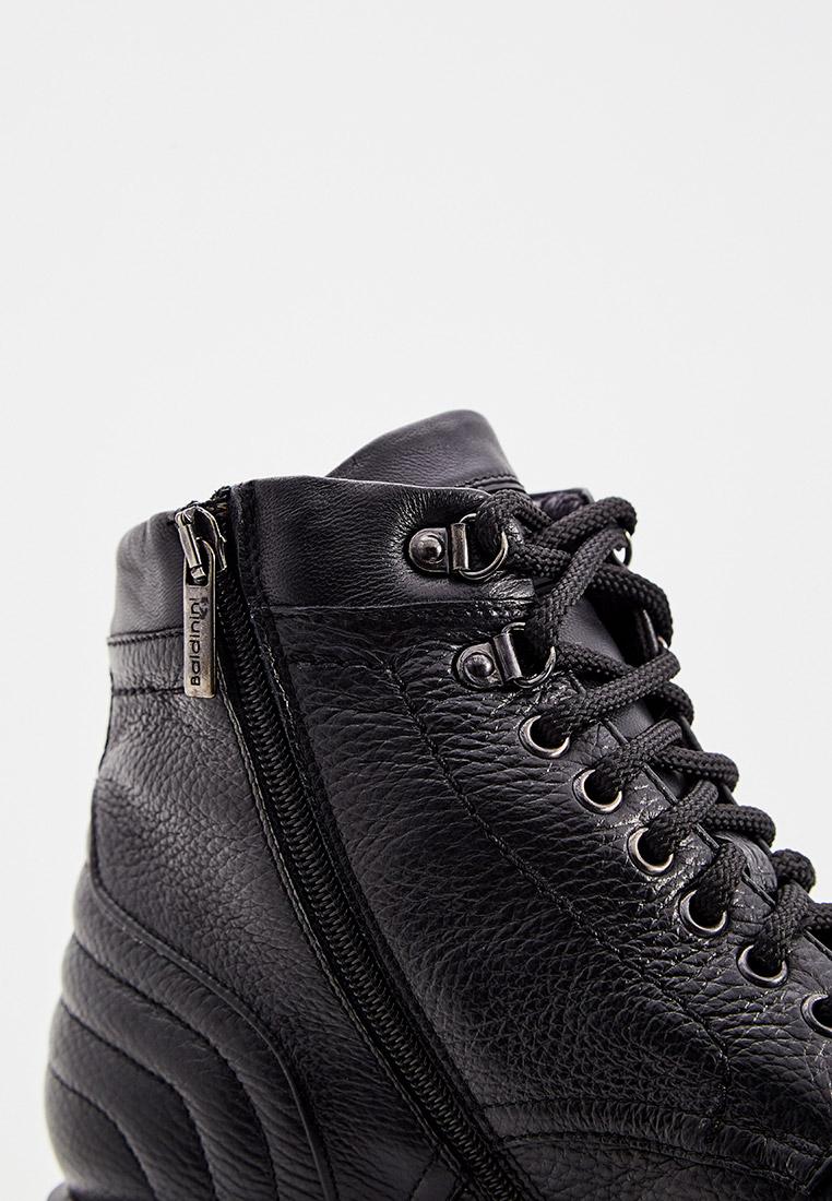 Мужские ботинки Baldinini (Балдинини) 147234TBANP0000XXXXX: изображение 4