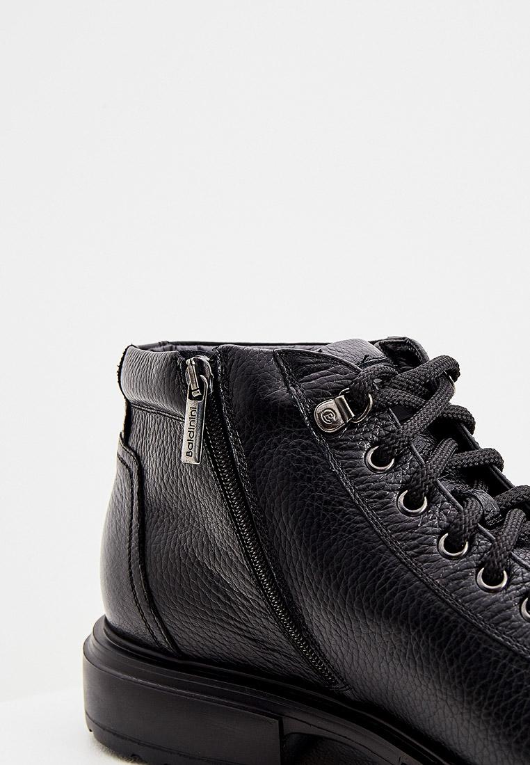 Мужские ботинки Baldinini (Балдинини) 147117TBALT000000XXX: изображение 5