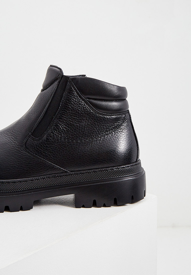 Мужские ботинки Baldinini (Балдинини) 147209ABONA0000XXXXX: изображение 4