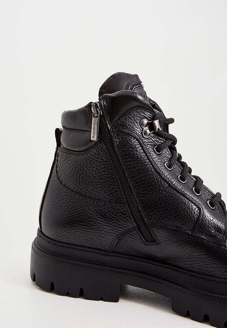 Мужские ботинки Baldinini (Балдинини) 147207ABONA0000XXXXX: изображение 5