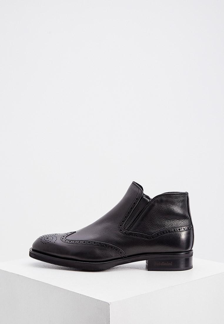 Мужские ботинки Baldinini (Балдинини) 146731ADELO000000XXX