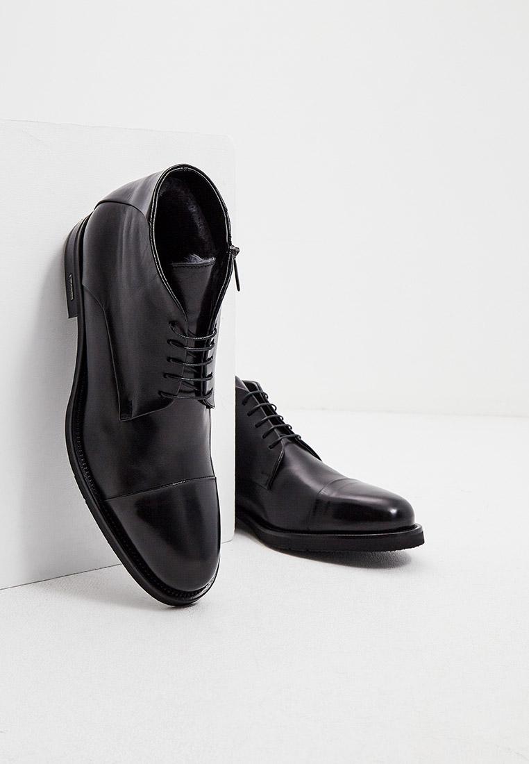 Мужские ботинки Baldinini (Балдинини) 147048ACAPR000000XXX: изображение 5