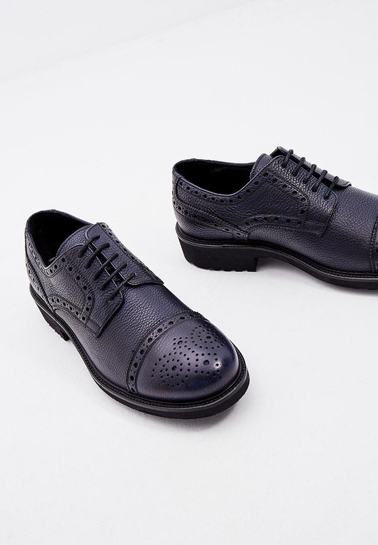 Мужские туфли Baldinini (Балдинини) 147219PENGL101010XXX: изображение 4