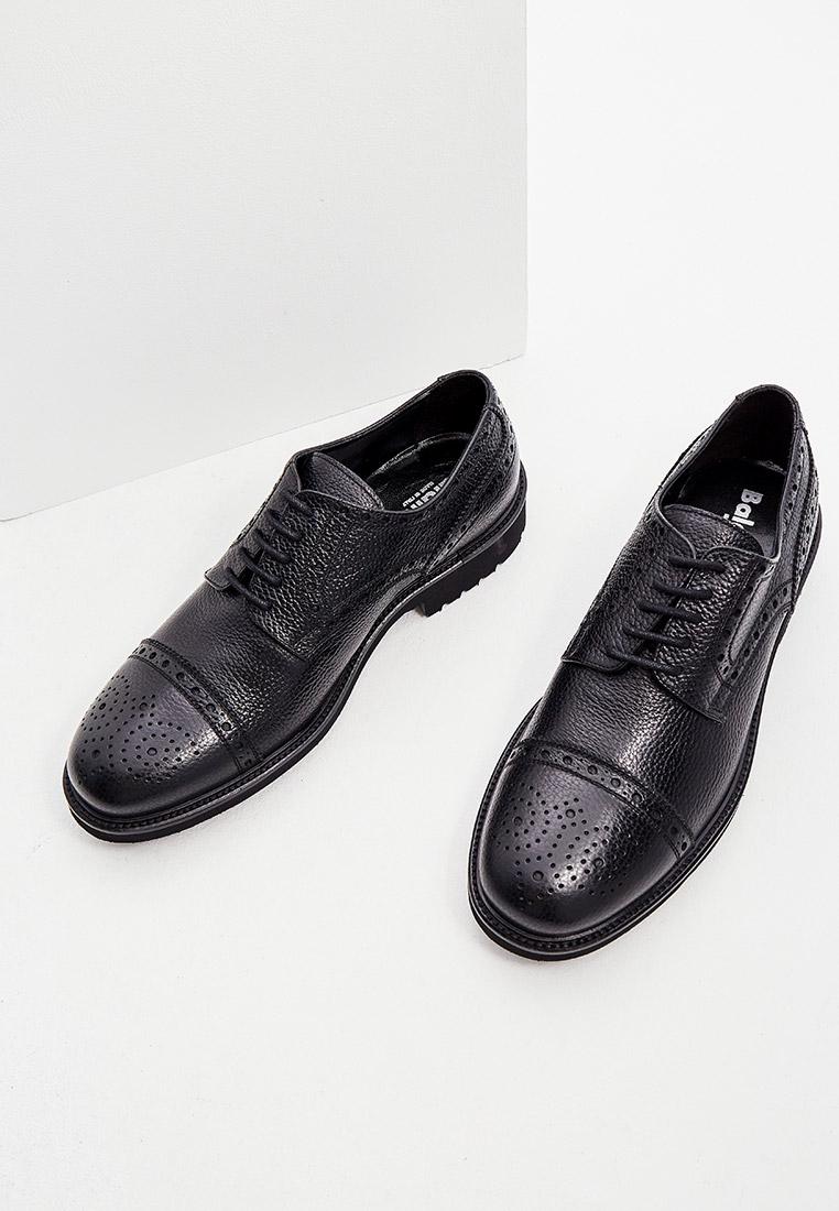 Мужские туфли Baldinini (Балдинини) 147219PENGL000000XXX: изображение 4