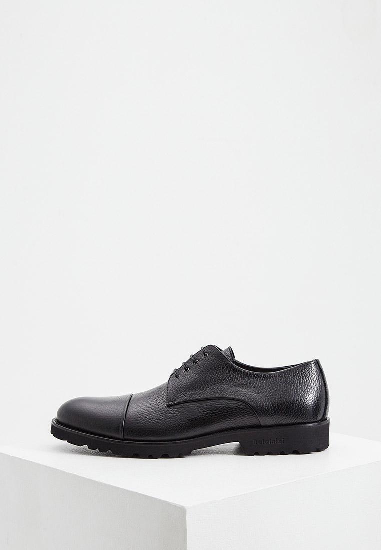 Мужские туфли Baldinini (Балдинини) 147054PENGL000000XXX